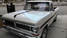 1970 Ford F-100 (my hunny's new toy xoxo)