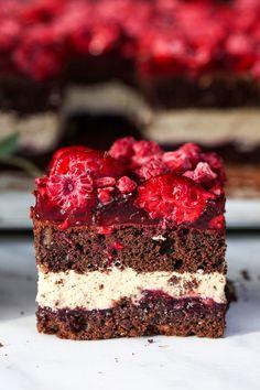 Ciasto Delicja - przepis Marty Food Hacks, Tiramisu, Cheesecake, Sweets, Ethnic Recipes, Cakes, Essen, Gummi Candy, Cake Makers