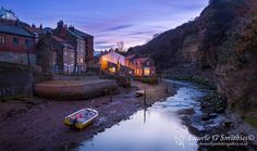 Staithes Dale House Beck