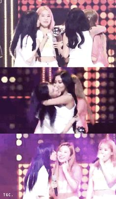 How to celebrate a win by Mamamoo