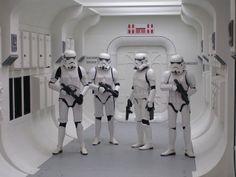 Star Wars inspired interior design