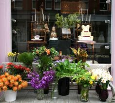 Flower Shop @ Love the Blooms