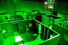 Image detail for -the 13000 square foot indoor airsoft arena photographed here from