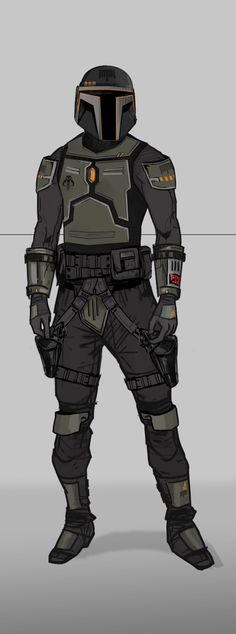 Mandalorian Protector - Rebels Star Wars - Ideas of Rebels Star Wars - Mandalorian Protector