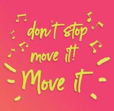 #Zumba #MoveIt