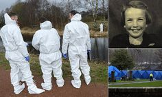 Police search canal for remains of murdered Moira Anderson | Daily Mail Online