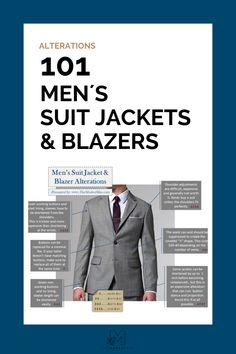 5ed8cf6962de What Parts Of A Man's Suit Jacket Or Blazer Can Be Altered, And How Much