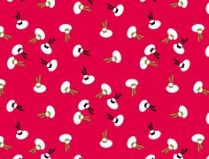 Tuppence Ha'penny: How to Create a Fabric Design