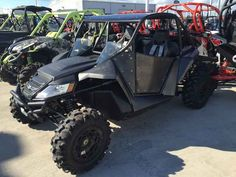 Used 2014 Arctic Cat Wildcat X Limited ATVs For Sale in Texas. 2014 Arctic Cat Wildcat X Limited, 2014 Arctic Cat® Wildcat® X Limited Features May Include: X Limited Package You can t miss it. The Wildcat X Limited dominates the landscape wherever it goes. 90+ horsepower combined with an incredible suspension and clutching system will blow your mind. Details to note include top of the food chain Elka Stage 5 shocks, ITP Blackwater Evolution tires mounted on aluminum beadlock wheels, a molded…