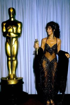 1988 - Iconic Oscar Dresses From the Year You Were Born - Photos