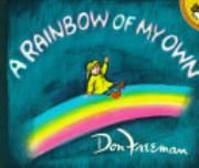 Tissue paper rainbows go well with this wonderful book!