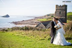 Wembury Church, Devon, Wedding, Photos