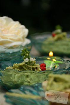 Crema al Cetriolo - Avocadocreme mit Gurken