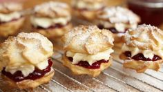 BBC Food - Recipes - Viennese whirl biscuits