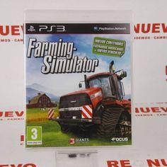 #Videojuego #FARMING SIMULATOR para #PS3 E269513 de segunda mano | Tienda de Segunda Mano en Barcelona Re-Nuevo #segundamano