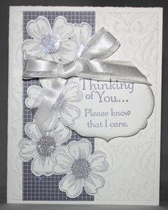 Flower Shop Bundle - Sympathy Card