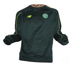 2f46eb00dc8 2015-2016 Celtic European Training Sweat (Green)  Amazon.co.uk  Sports    Outdoors