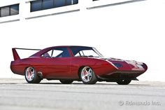 Take a closer look at the 1969 Dodge Charger Daytona featured in Fast and Furious 6, including photos, video and more.