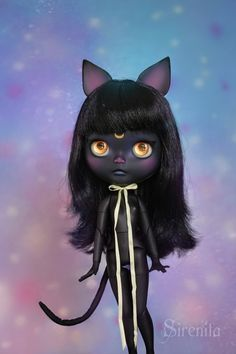 Sirenita (Luna) Blythe doll