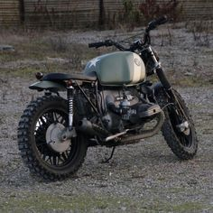 overboldmotorco: Our latest creation McQueen a WW2 army...  overboldmotorco:  Our latest creation McQueen a WW2 army scrambler inspired by Steve McQueens The Great Escape. #YesIClimbMountains #ww2 #army #scrambler #bmwR100RS #oldschool #relicmotorcycles #tracker #generalpatton #stevemcqueen #offroad #blacklist #dualsport #toysforboys #ridecafe59 #gentlemansride #giamma_69 #caferacer #motoinmode #deus #raw #caferacerxxx #caferacersofinstagram #meanmachine #denmark #caferacerculture by…