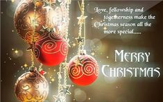 Merry Christmas my Dear friends n Family all around the world...