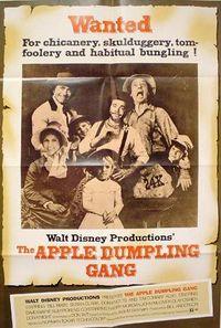 Озорная шайка - The Apple Dumpling Gang