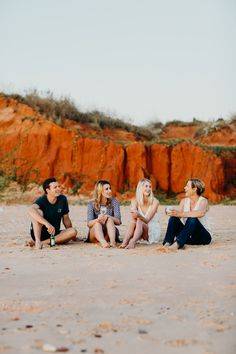 Family Photography Session at Riddell Beach in Broome, Western Australia