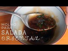 Vamos Pra Cozinha #12 | Molho Para Salada Oriental - YouTube