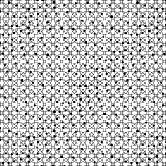Gezichtsbedrog optische illusies en hersenspinsels.elk puntje volgt een cirkel