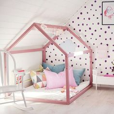 Creative Kids Room Ideas For Dreamy Interiors | http://www.designrulz.com/design/2016/01/creative-kids-room-ideas-for-dreamy-interiors/