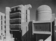 Tricorn Shopping Centre, Portsmouth 1966 ( now demolished)