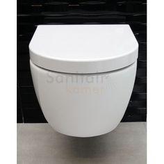 Lambini Designs Sub rimfree toiletpot incl. softclose zitting - sk2909   Sanitairkamer.nl