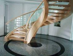 wendeltreppe hallway and stairs pinterest. Black Bedroom Furniture Sets. Home Design Ideas