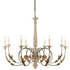 Aidan Gray Lighting Chandelier Pauline