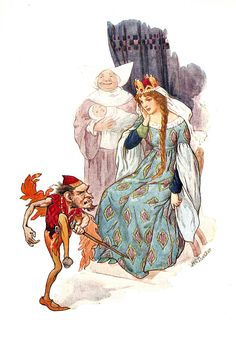 Rumpelstiltskin, by Harry G. Theaker
