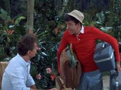 Gilligan has a chance to escape the island--but he must marry to do so. Description from amazon.com. I searched for this on bing.com/images