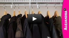 on In this video I show you how to organize the coat closet or front closet so everything (jackets, scarves, gs, hats, umbrellas) are accessible and easy to find in … Office Supply Storage, Coat Closet Organization, School Supplies Organization, Home Organization Hacks, Organizing School, Office Supplies, Household Organization, Closet Storage, Organizing Ideas