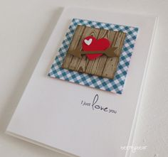 stampin with beemybear - Valentine
