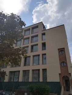 francúzske zábradlie Multi Story Building