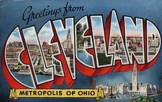 Greetings from Cleveland