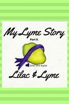 My Lyme Disease Diagnosis Story Part 2 ~ The story of how my Chronic Fatigue Syndrome and Fibromyalgia turned out to be LYME disease. #chronicfatiguediagnosis #chronicfatigueawareness #chronicfatiguesyndrome