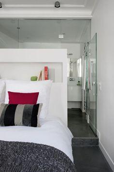 Comment ouvrir sa salle de bains sur la chambre ? | Salle de bains ...