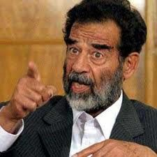 In 1979, Saddam Hussein became a President of Iraq.  He lead Iran-Iraq war (1980.9~1988,8), Kuwait invasion(1990.8), Gulf War(1991.1~2)etc.  In 2003, US military started to attack Iraq and Vagdad surrendered. Hussein era was over.