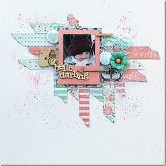 WRMK Chalkboard by Susan Longman for Anna's Craft Cupboard