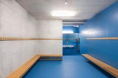 Gallery of Neumatt Sports Center / Evolution Design - 11