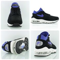 Nike Air Max 93 black/purple