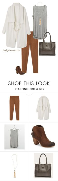 """""""Casual Cardigans"""" by bridgetteraes ❤ liked on Polyvore featuring MANGO and BP."""