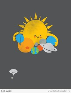 Forever Alone Pluto.