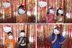 Hello Kitty Birthday Party Ideas | Photo 23 of 51 | Catch My Party