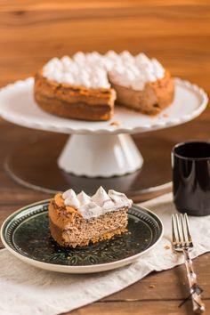 Nuss-Nougat Cheesecake – Süßes mit dem Thermomix [Werbung]
